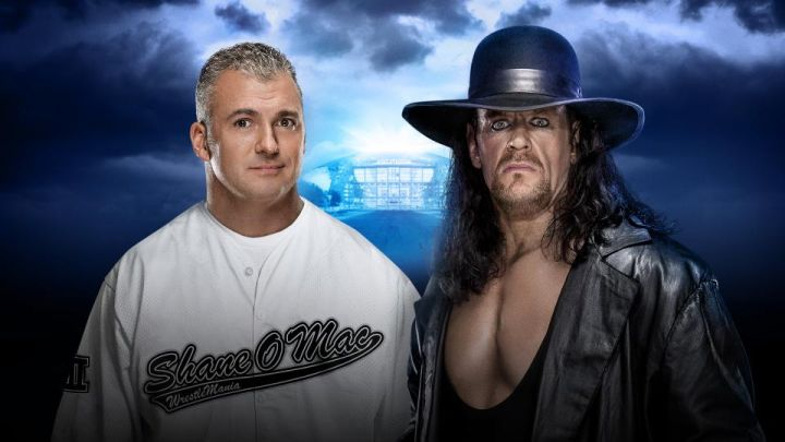 Shane McMahon vs. The Undertaker (Hell in a Cell Match)