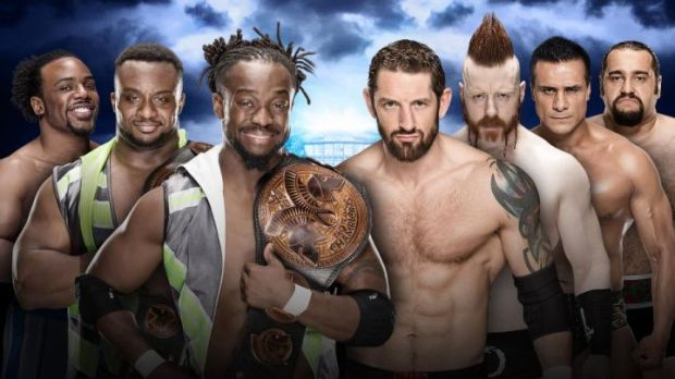 The New Day vs. The League of Nations